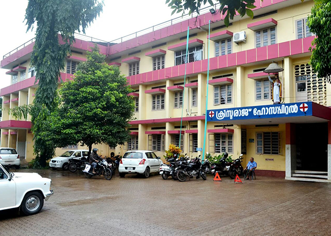 Image result for christuraj hospital thokkilangadi